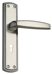 Spider Zinc Mortise Lock KY (ZZ01MBS)