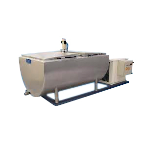 Bulk Milk Cooler machine