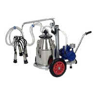 Single Milking Machine