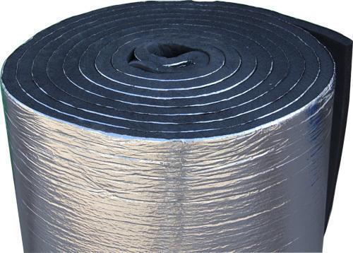 Nitrile Rubber Foam Insulation Sheet Roll