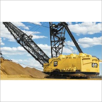 Walking Dragline spare parts