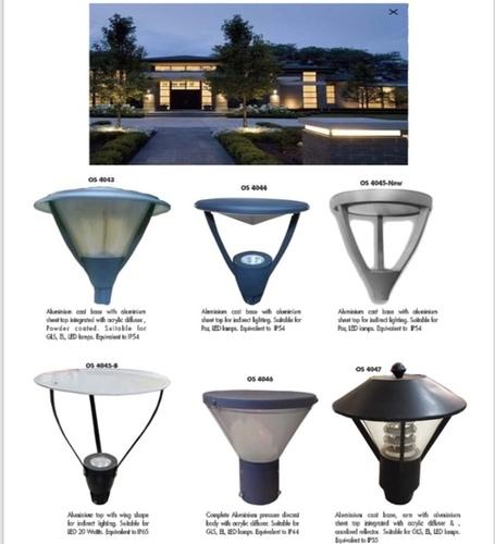 LED Gate Lights