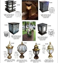 LED Gate Lights