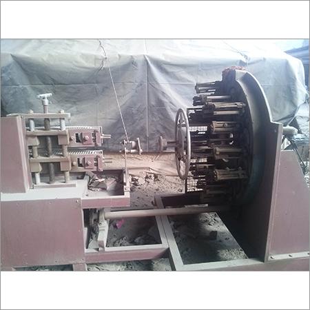 Wire Breading Machine