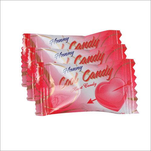Orange Flavour Candy