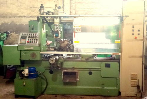 CNC Worm Cutting Machine