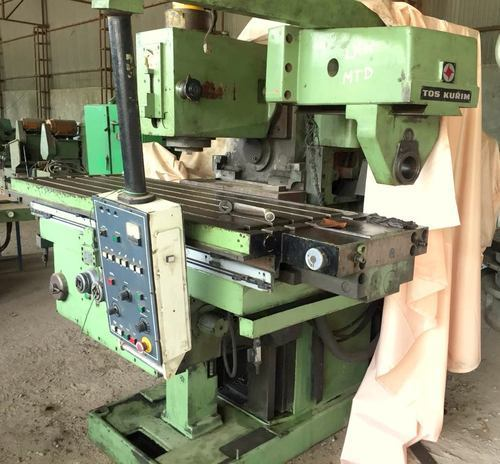 TOS Milling Machine