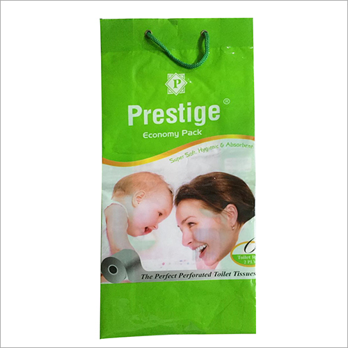 Printed Carry Paper Bag