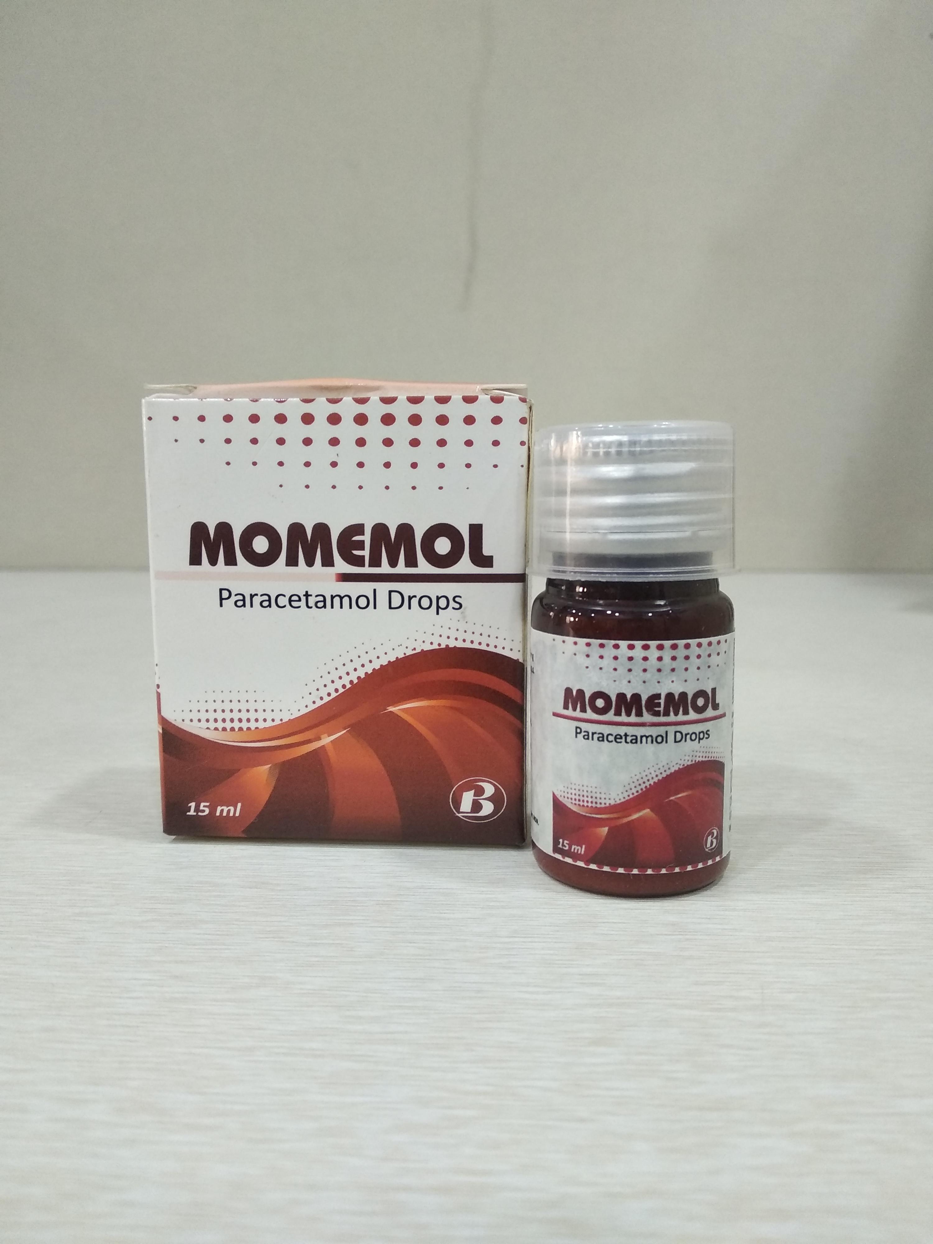 Paracetamol Drops