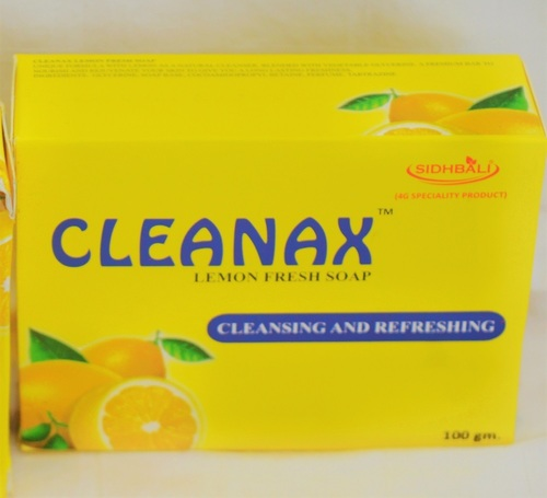 Cleanax Lemon Fresh Soap