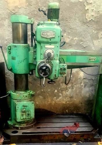 Batliboi Radial Drilling Machine BBR10
