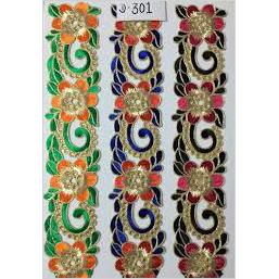 Designer Fabric Lace