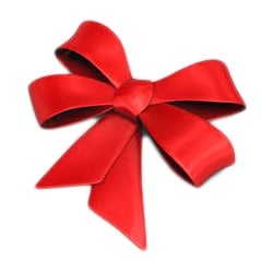 Red Decoration Ribbons