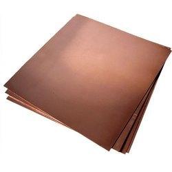 Beryllium Copper Alloys Plate