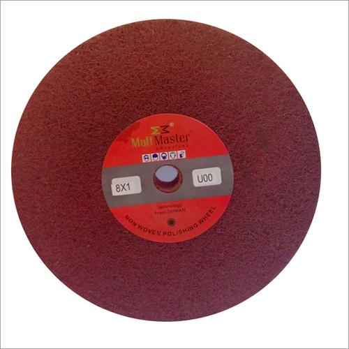 Nylon fiber polishing wheel