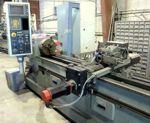 CNC Thread Milling
