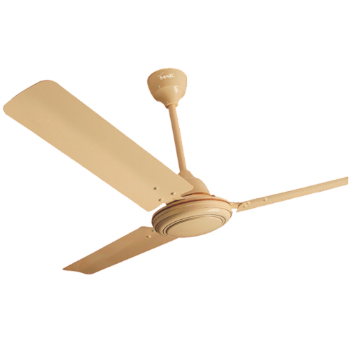 3 Blade Plain Ceiling Fan