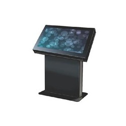Education 43 inch smart touchscreen table kiosk