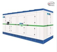 1010 Kva Water Cooled Kirloskar (KOEL) Power Generator