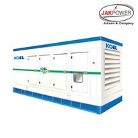 750 Kva Water Cooled Kirloskar (KOEL) Power Generator