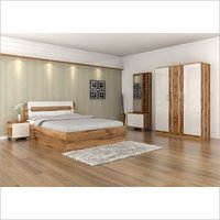 Qutro Modular Bedroom Set