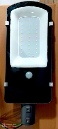 Solar Street light with motion sensor