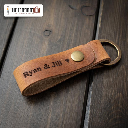 Customized Print Key Chain