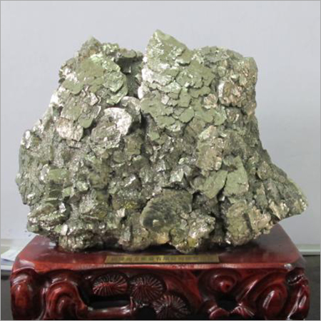 Pyrite Crystal Stone