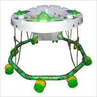 Round Portable Baby Walker