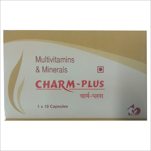 Multivitamins And Minerals Capsules