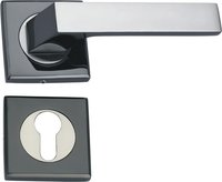 Spider Zinc Concealed Mortise Lock (ZZ09C BS)