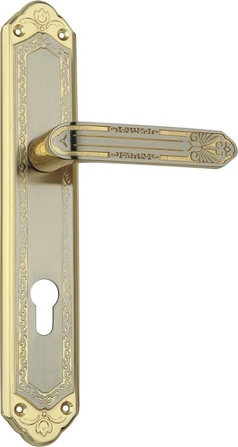 SPIDER Brass Mortice Lock Set CY-Large