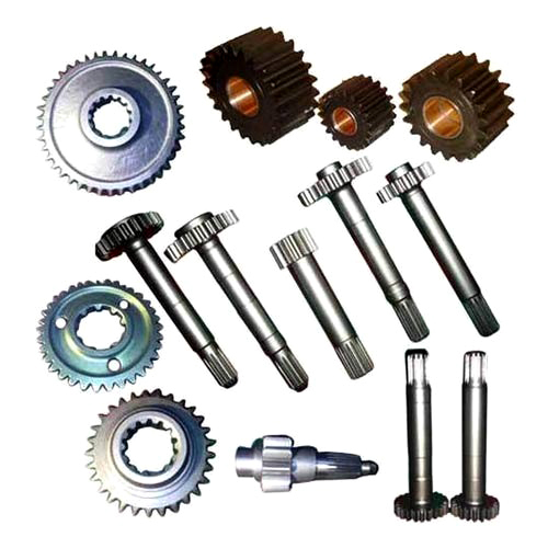 Construction SS Machinery Parts