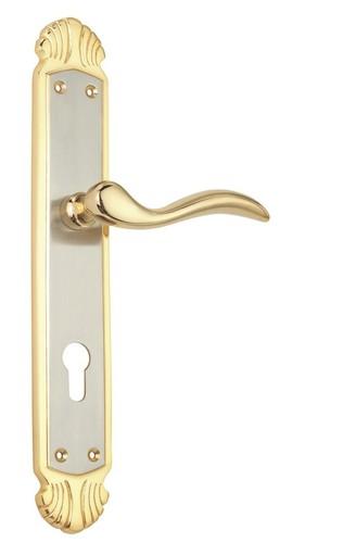 Spider Brass Mortise Lock