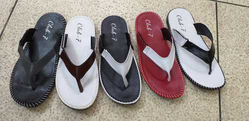 MENS HIGH FASHION SLIPPER