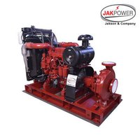 Fire Fighting Engine Pump