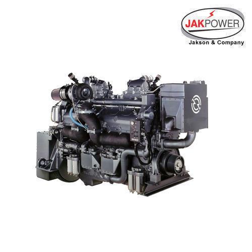 High-Speed Industrial Diesel Engines