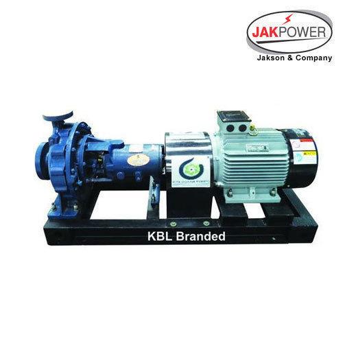 KBL Branded End Suction Pump