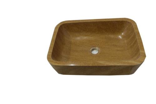 Ita Gold Square Wash Basin