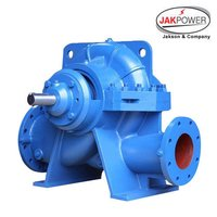 UP & SCT Horizontal Axially Split Casing Pumps
