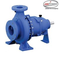 MF & MFX End Suction Mixed Flow Pumps