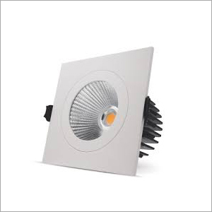 Square 6W LED COB Spotlight
