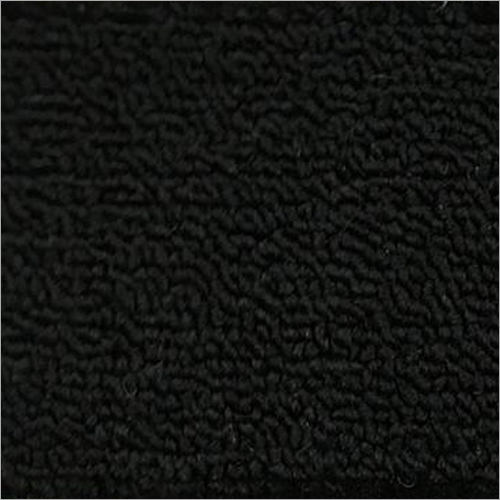 Black Cut Pile Carpet
