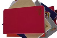 SOFT PASTING PAPER NOTEBOOK (X402)