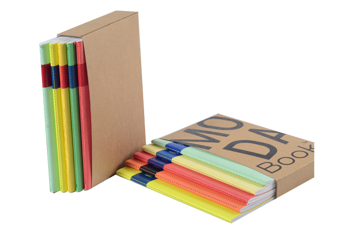 SOFT PASTING PAPER NOTEBOOK (X403)