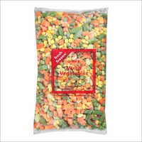 Frozen Mix Vegetable