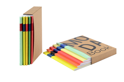 SOFT PASTING PAPER NOTEBOOK (X405)