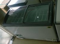 Curve Glass Freezer