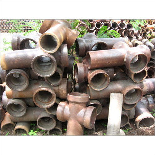 Glazed Drainage Pipe Fittings