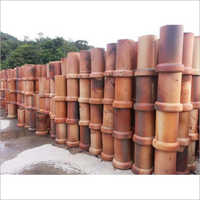 Salt Glazed Pipe